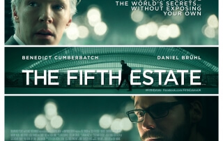 The Fifth Estate (Review)