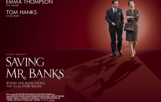 SAVING MR. BANKS (PG)