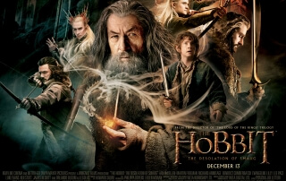 THE HOBBIT: THE DESOLATION OF SMAUG (12A)