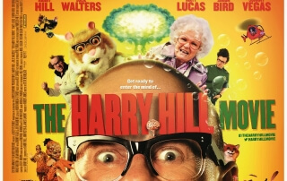 THE HARRY HILL MOVIE (PG)