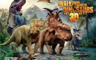 WALKING WITH DINOSAURS 3D (U)