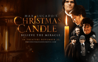 THE CHRISTMAS CANDLE (U)
