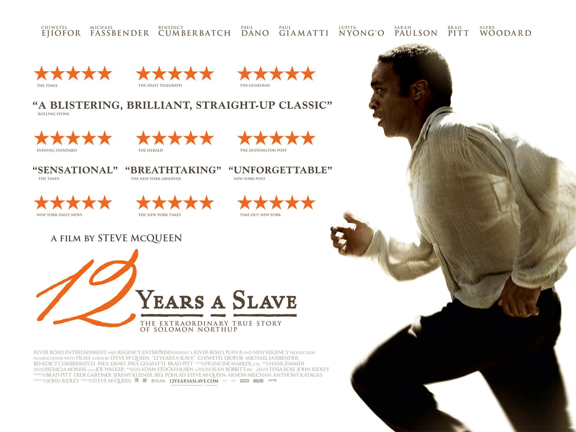 12 years a slave movie summary