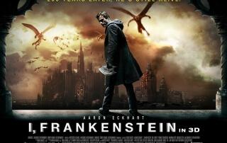 I, FRANKENSTEIN (12A)