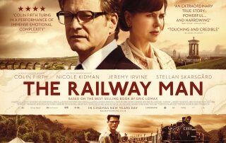 THE RAILWAY MAN (15)