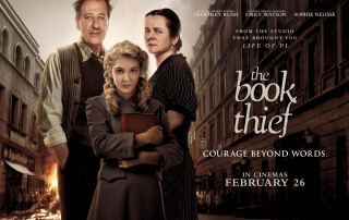 THE BOOK THIEF (12A)