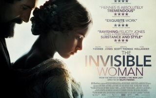 THE INVISIBLE WOMAN (12A)