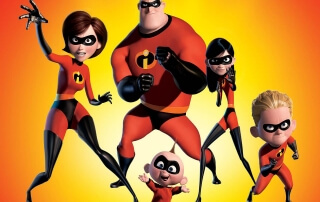Disney Announces Sequels To The Incredibles & Cars!