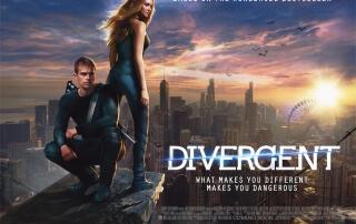 DIVERGENT (12A)