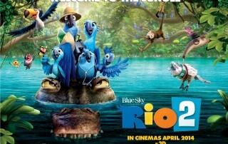 Rio 2 (Review)