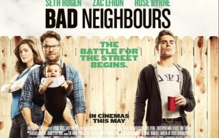 BAD NEIGHBOURS (15)