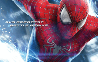 THE AMAZING SPIDER-MAN 2 (12A)