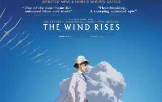 THE WIND RISES (PG)