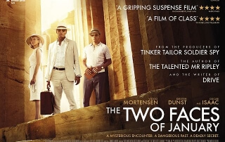THE TWO FACES OF JANUARY (12A)