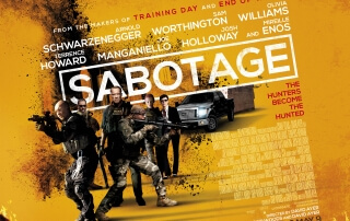 Sabotage (Review)