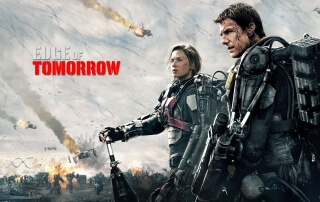 EDGE OF TOMORROW (12A)