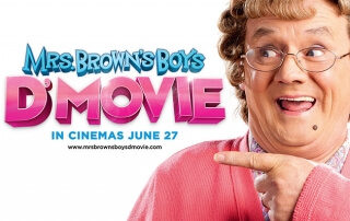 MRS BROWN'S BOYS D'MOVIE (15)