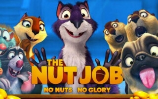 THE NUT JOB (U)
