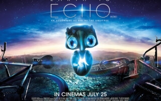 EARTH TO ECHO (PG)