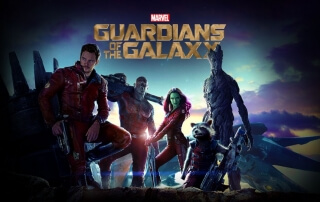 GUARDIANS OF THE GALAXY (12A)