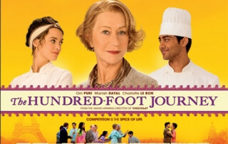THE HUNDRED-FOOT JOURNEY (PG)