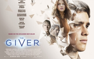 THE GIVER (12A)