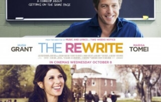 THE REWRITE (12A)