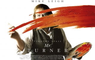 Mr. Turner (Review)