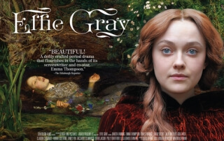 EFFIE GRAY (12A)