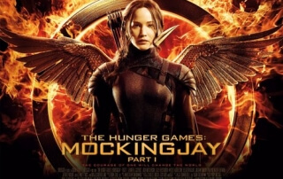 THE HUNGER GAMES: MOCKINGJAY – PART 1 (12A)