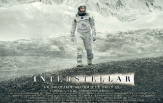 INTERSTELLAR (12A)