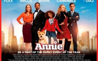 ANNIE (PG)