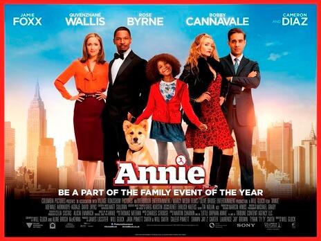 Annie 2014 Wallpaper