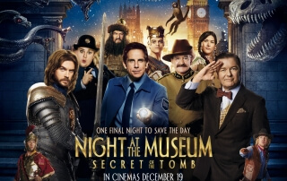 NIGHT AT THE MUSEUM: SECRET OF THE TOMB (PG)