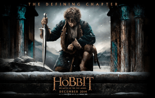 THE HOBBIT: THE BATTLE OF THE FIVE ARMIES (12A)