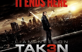 Taken 3 (Review)