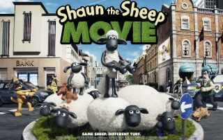 SHAUN THE SHEEP (U)