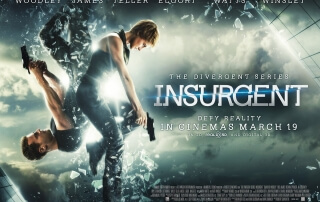 THE DIVERGENT SERIES: INSURGENT (12A)