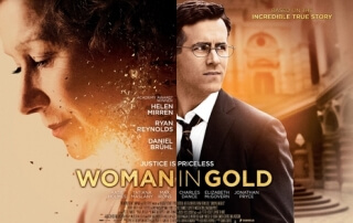 WOMAN IN GOLD (12A)