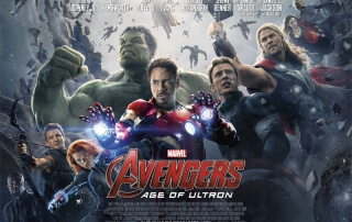 AVENGERS: AGE OF ULTRON (12A)
