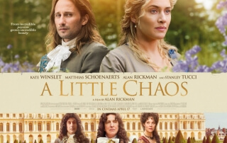 A LITTLE CHAOS (12A)