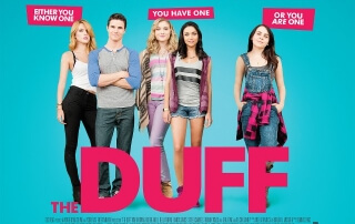 THE DUFF (12A)