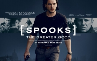 SPOOKS: THE GREATER GOOD (15)