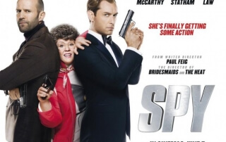 Spy (Review)