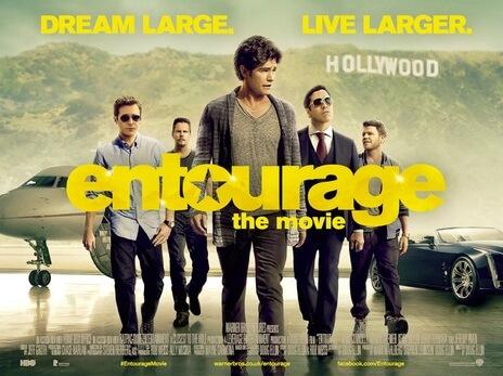 Movie Review – Entourage (2015)