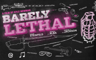 BARELY LETHAL (12A)