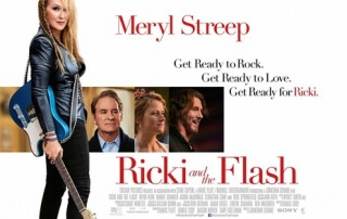 RICKI AND THE FLASH (12A)