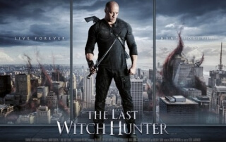 THE LAST WITCH HUNTER (12A)
