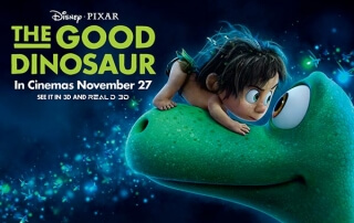 THE GOOD DINOSAUR (PG)
