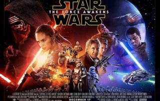 STAR WARS: THE FORCE AWAKENS (12A)
